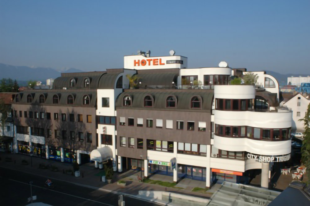 Hotel Atrigon in Klagenfurt am Wörthersee - Hotelbild