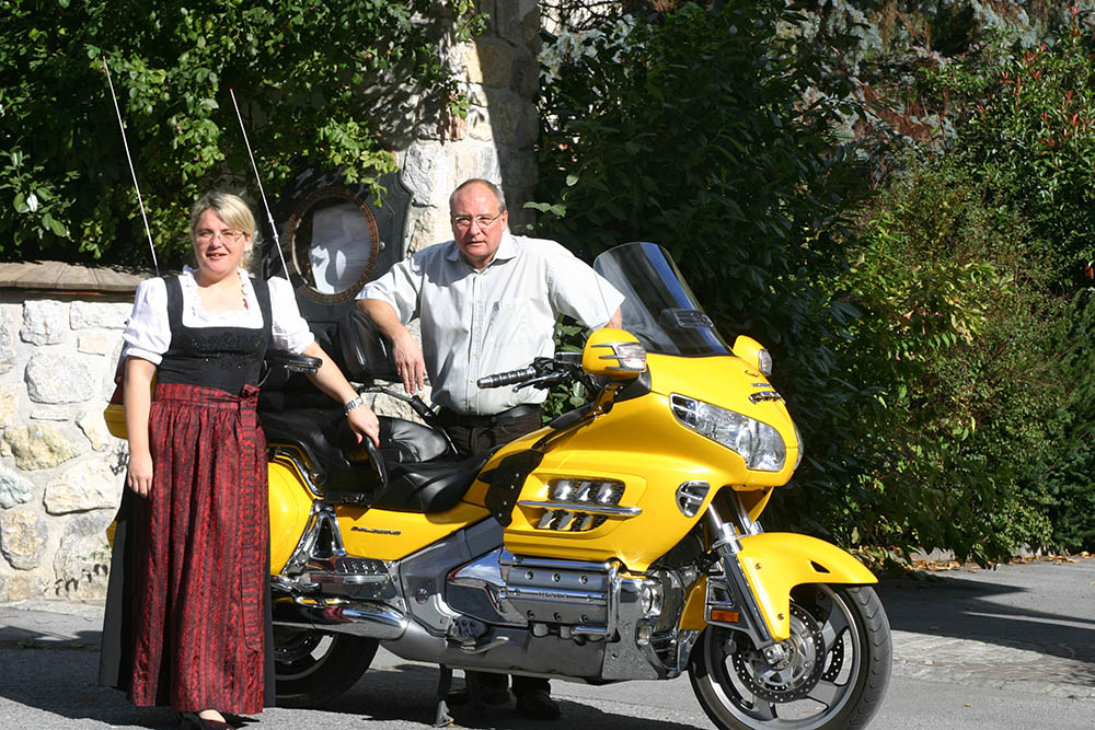 Hotel Jägerhof in Zams in Tirol - Goldwing