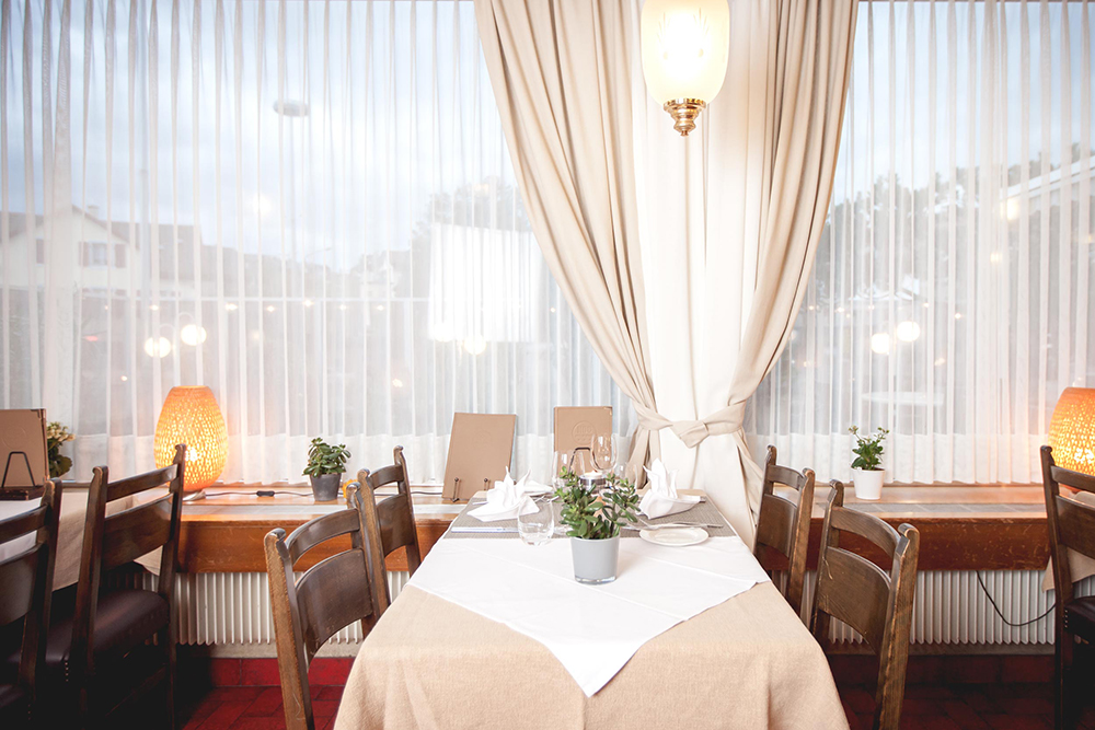 Hotel de Chailly in Chailly/Montreux - Restaurant