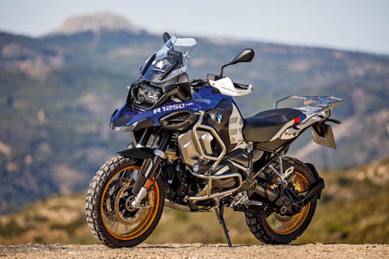 BMW R 1250 GS Technikbild