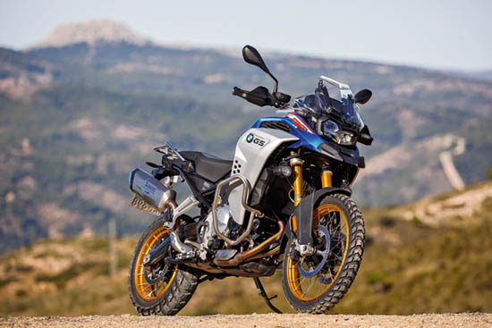 BMW F 850 GS Technikbild